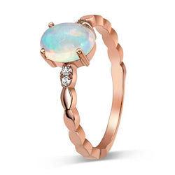 Opal Ring - Presence-MM-Juri Elle