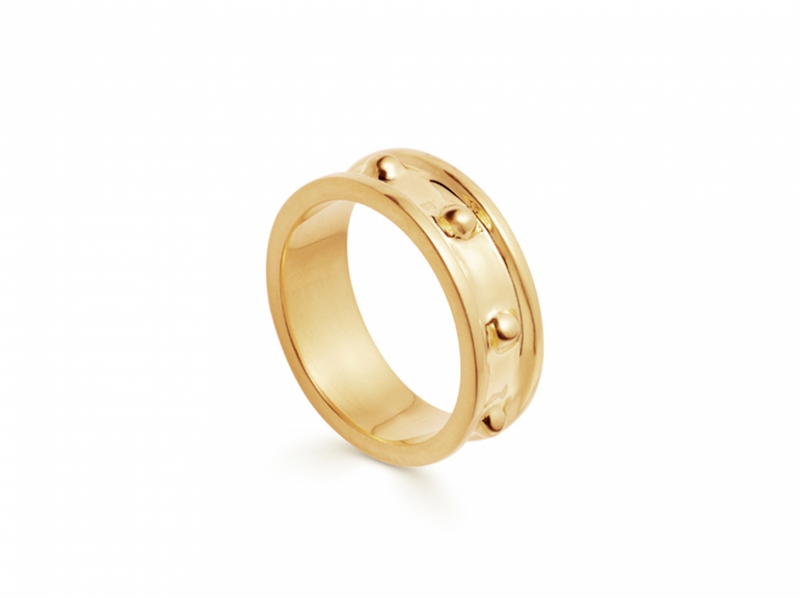 Gold Calima Ring-missoma-Juri Elle