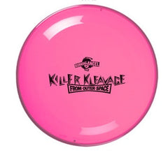 Frisbee - Killer Kleavage From Outer Space - Flying Disc