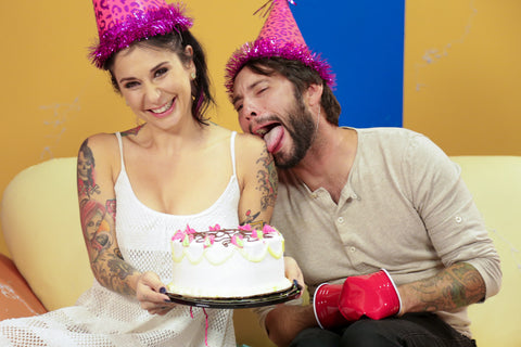 Happy Birthday Phone Call - Joanna Angel