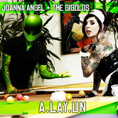 Joanna Angel And the Gigolos- A LAY UN- Digital Download