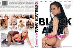 Black Anal All Stars
