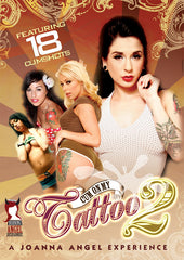 Cum On My Tattoo 2 DVD