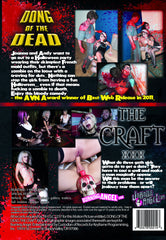 Dong Of The Dead and The Craft XXX DOUBLE FEATURE DVD
