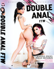 Joanna Angel Worn Body Suit from Double Anal FTW