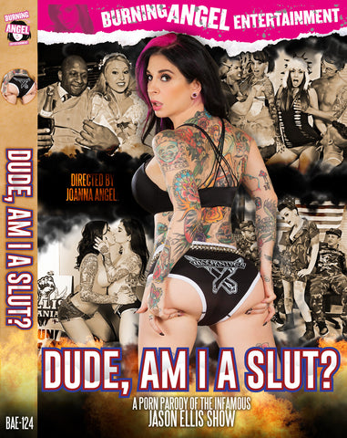 Dude, Am I A Slut? - Digital Download