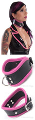 Posture Collar- Joanna Angel BDSM Gear
