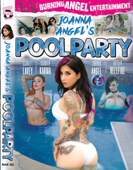 Joanna Angel's Pool Party-Autographed