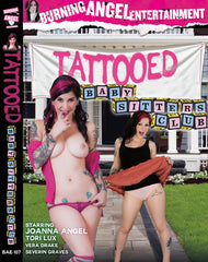 Joanna Angel's worn Thong from Tattooed Babysitters Club