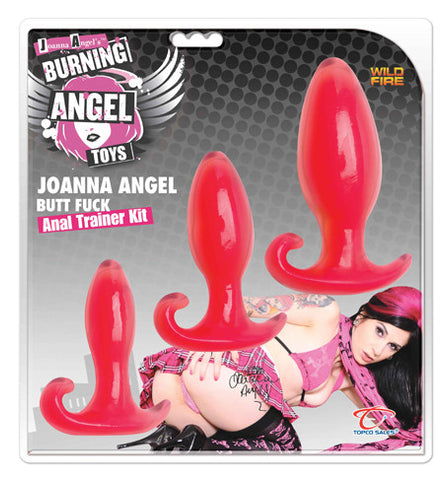 Butt Plug-Anal Trainer Kit-3 pack