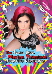 Autographed Joanna Angel DVDs