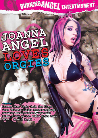 Joanna Angel Loves Orgies