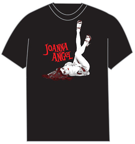 Joanna Angel Horror Tee