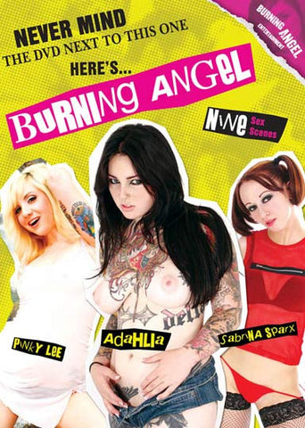 Nevermind the DVD next to this one... here's Burning Angel