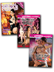 Rock & Roll In My Butthole Mega Dvd Pack ( Buy 2 get 1 free! )