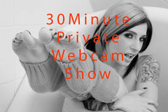 Private WebCam Show - 30 Minutes - Joanna Angel