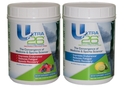 Ultra26 Endurance and Recovery Drink Powder