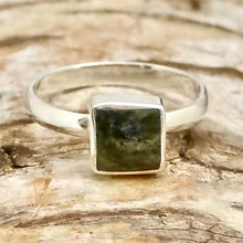 Load image into Gallery viewer, connemara silver ring by my handmade jewellery
