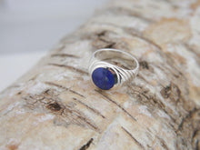 Load image into Gallery viewer, Lapis Lazuli Mens Ring