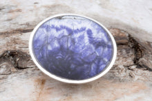 Load image into Gallery viewer, Blue John Round Pendant 12mm