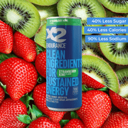 X2 ENDURANCE™ Natural Energy Drink - Strawberry Kiwi
