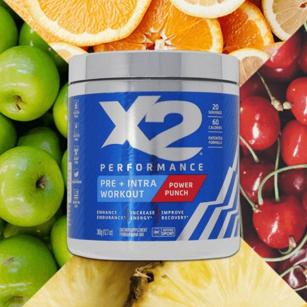 Power Punch Pre + Intra-Workout Powder