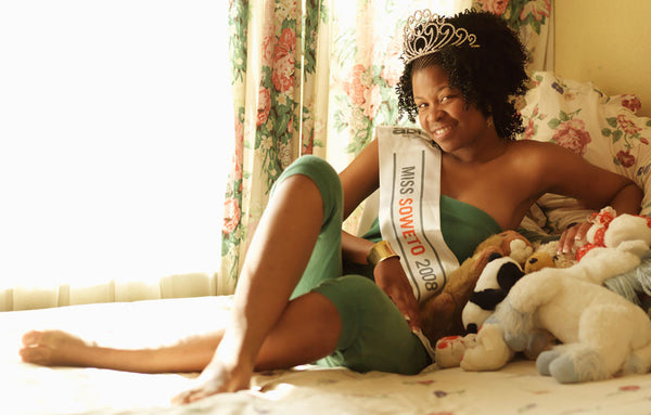 Miss Beautiful - South Africa in pageants