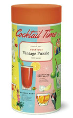 Cocktail Time puzzle