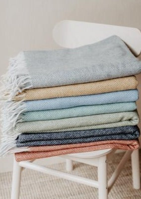 Recycled wool blankets (Large)