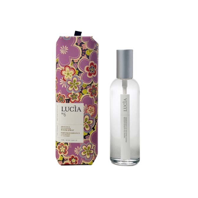 Lucia Room Spray No. 6 Fresh Fig and Wild Ginger