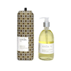 Lucia Hand Soap No. 9 Bourbon Vanilla and White Tea