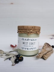Sanctuary Soy Candle West Coast