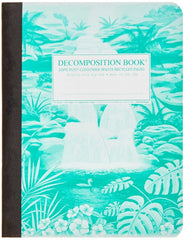 Decomposition Notebook - Hawaiian Waterfall