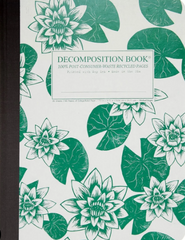 Decomposition Notebook - Lily Pads