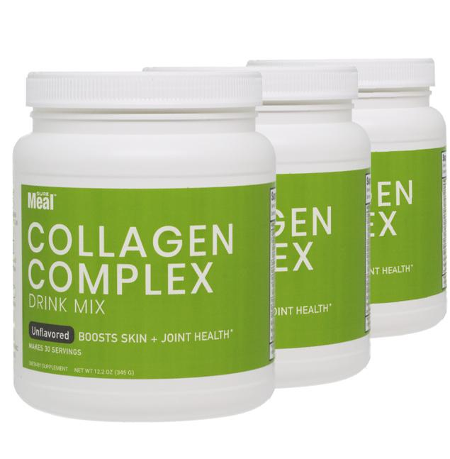 Collagen Complex, Collagen + Biotin + HA Drink Mix
