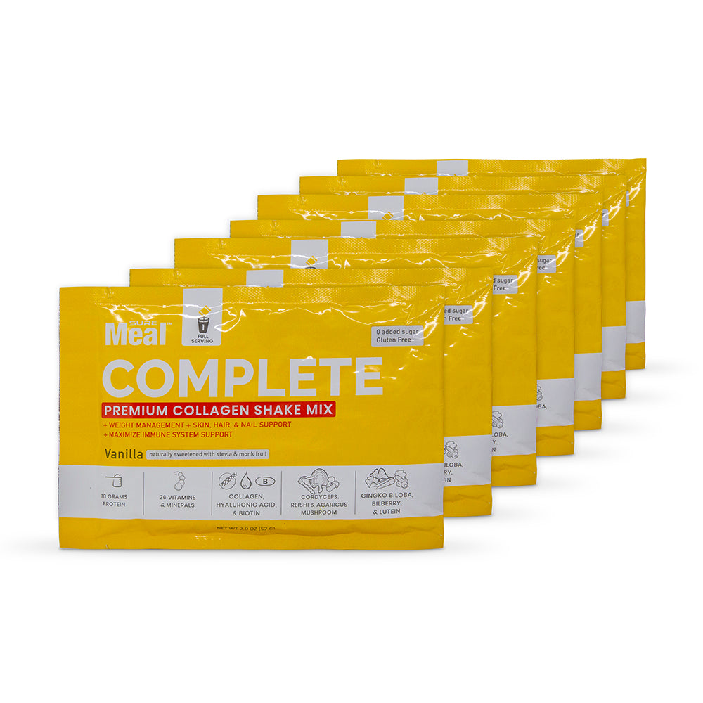 SureMeal™ Complete - Total Wellness (15 packets)