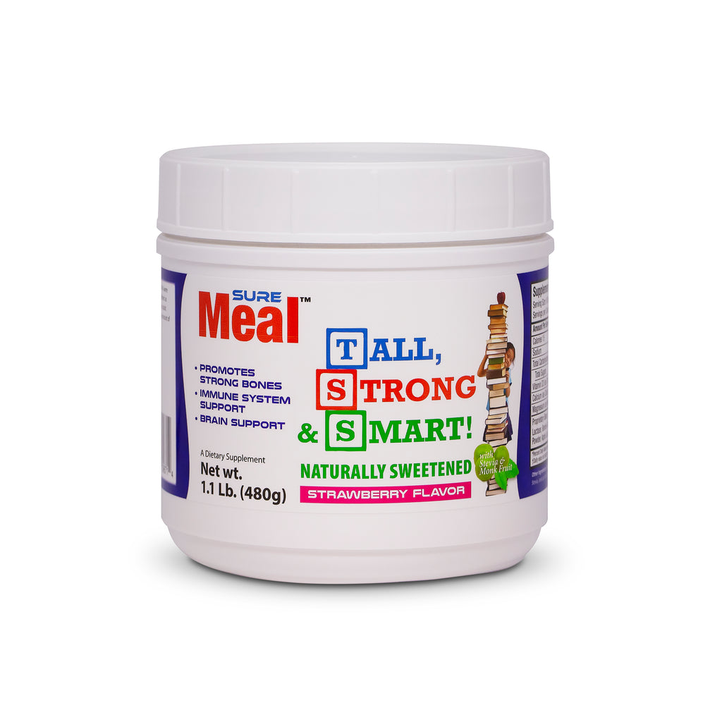 SureMeal™ Kid's Tall, Strong & Smart