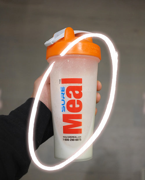 SureMeal™ Blender Bottle Shaker Cup