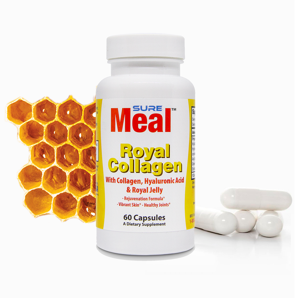 Royal Collagen Royal Jelly Collagen Sure Meal