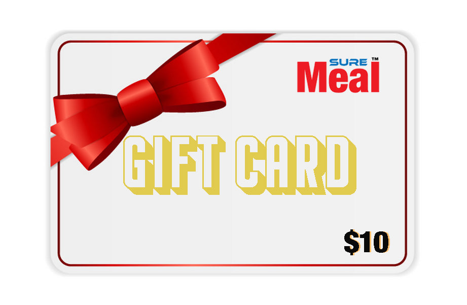 SureMeal™ Digital Gift Cards