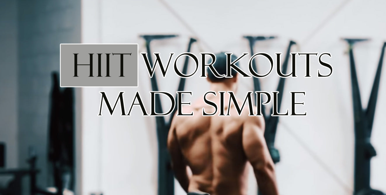 The beginner's guide to HIIT; HIIT workouts made simple