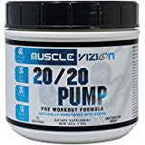 MuscleVizion 20 20 Pump
