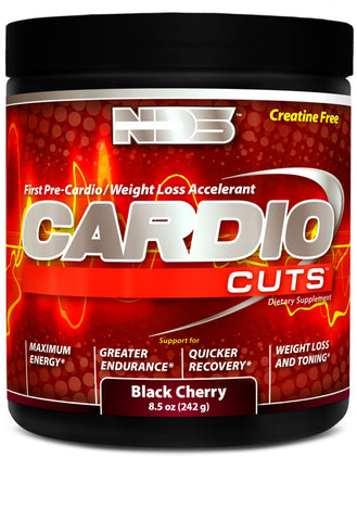 Cardio Cuts Pre-Workout Powder The Scoopie