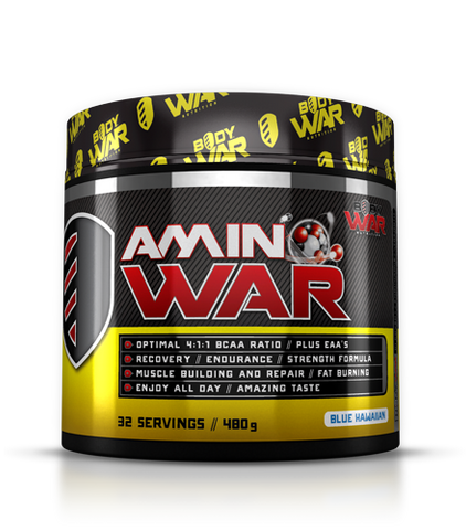 Body War Nutrition Amino War