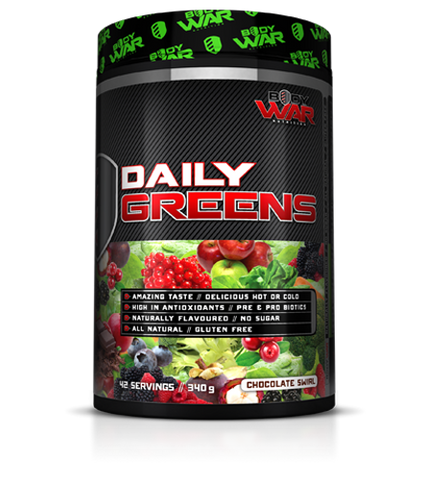 Body War Daily Greens