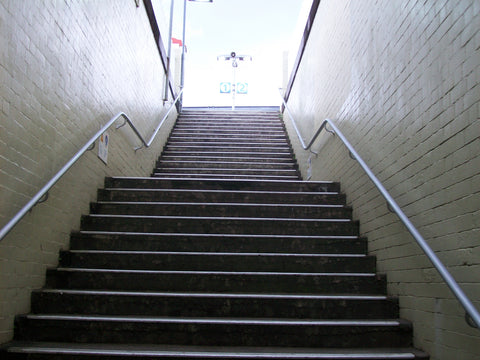 Take the stairs exercise