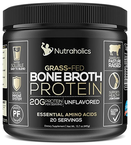 Nutraholics Bone Broth Protein