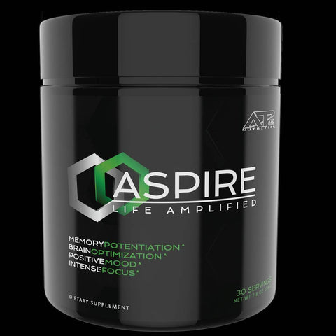 Aspire Train Perform Supplements