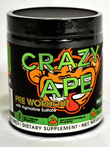 Endure Nutrition Crazy Ape