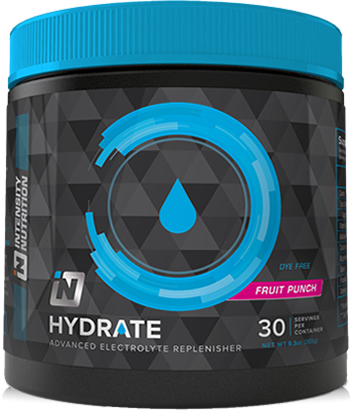 "Intensity Nutrition's HYDRATE Stands Alone In the Crowded ""Sports Drink"" Marketplace."